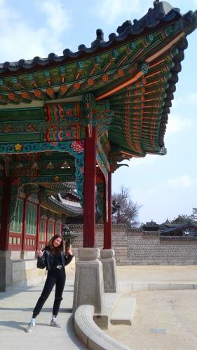 coree, palace